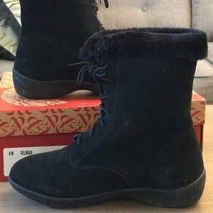 Style&Co Genuine Suede Boots Size 8